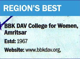 Best College For Women Best Women College In Amritsar Punjab