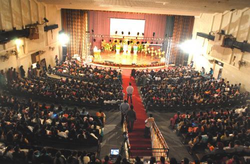 College Auditorium